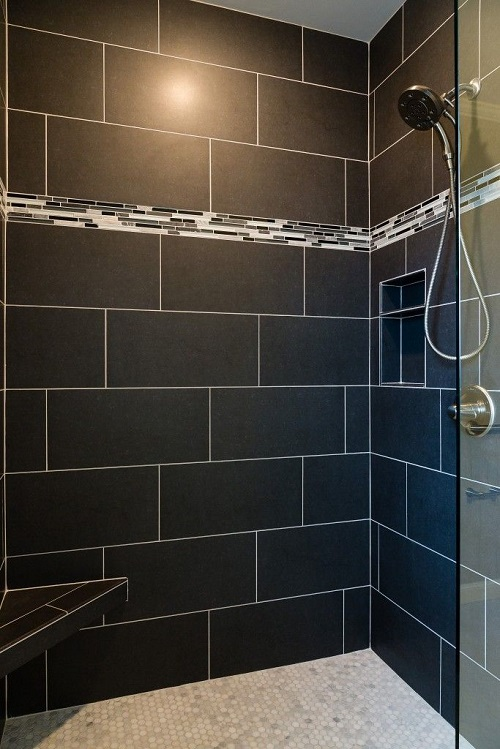 Jdd 12 Quot X24 Quot Btb Charcoal Honed Amp Polished Tile For