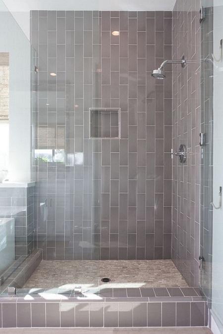Mar 6x16 Horizon Grey Subway Wall Tile For Less Utah