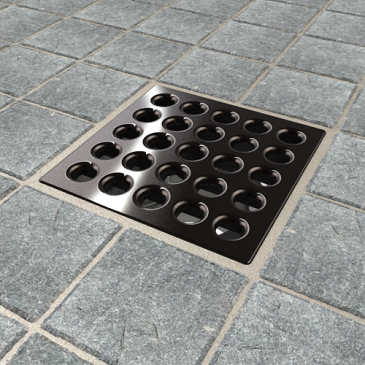 Ebbe Pro-Drain Grate Oil-Rubbed-Bronze