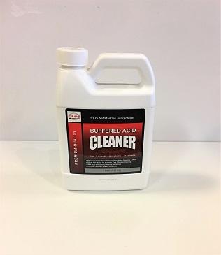 Omni Buffered Acid Cleaner Tile For Less Utah