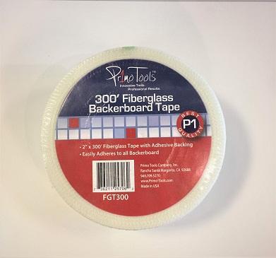 Primo Tools 300' Fiberglass Backerboard Tape